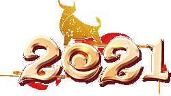 千库网_2021金色牛年_元素编号12931427